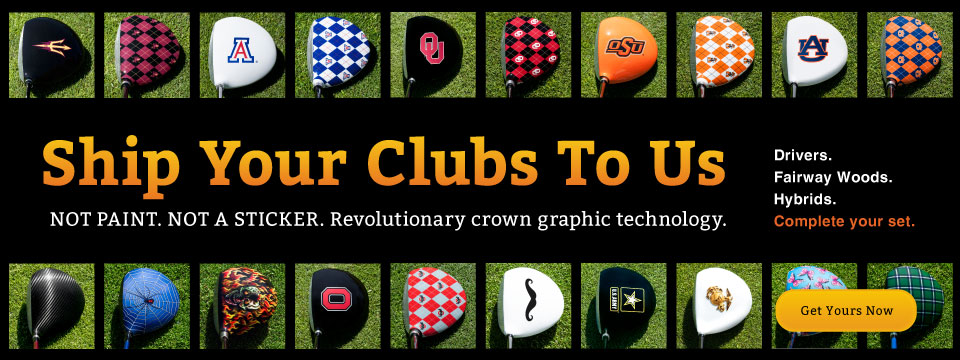 Ship Your Club To Us